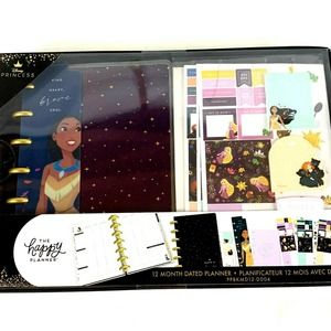 2021 Disney Princess Happy Planner Pocahontas